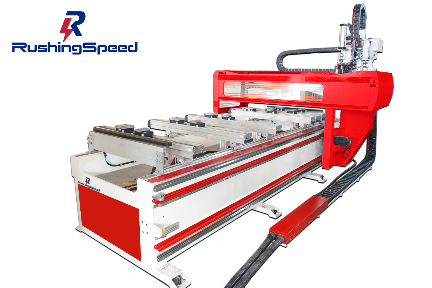 CNC Cutting&Drilling Router Machine RSM-5000/PTP
