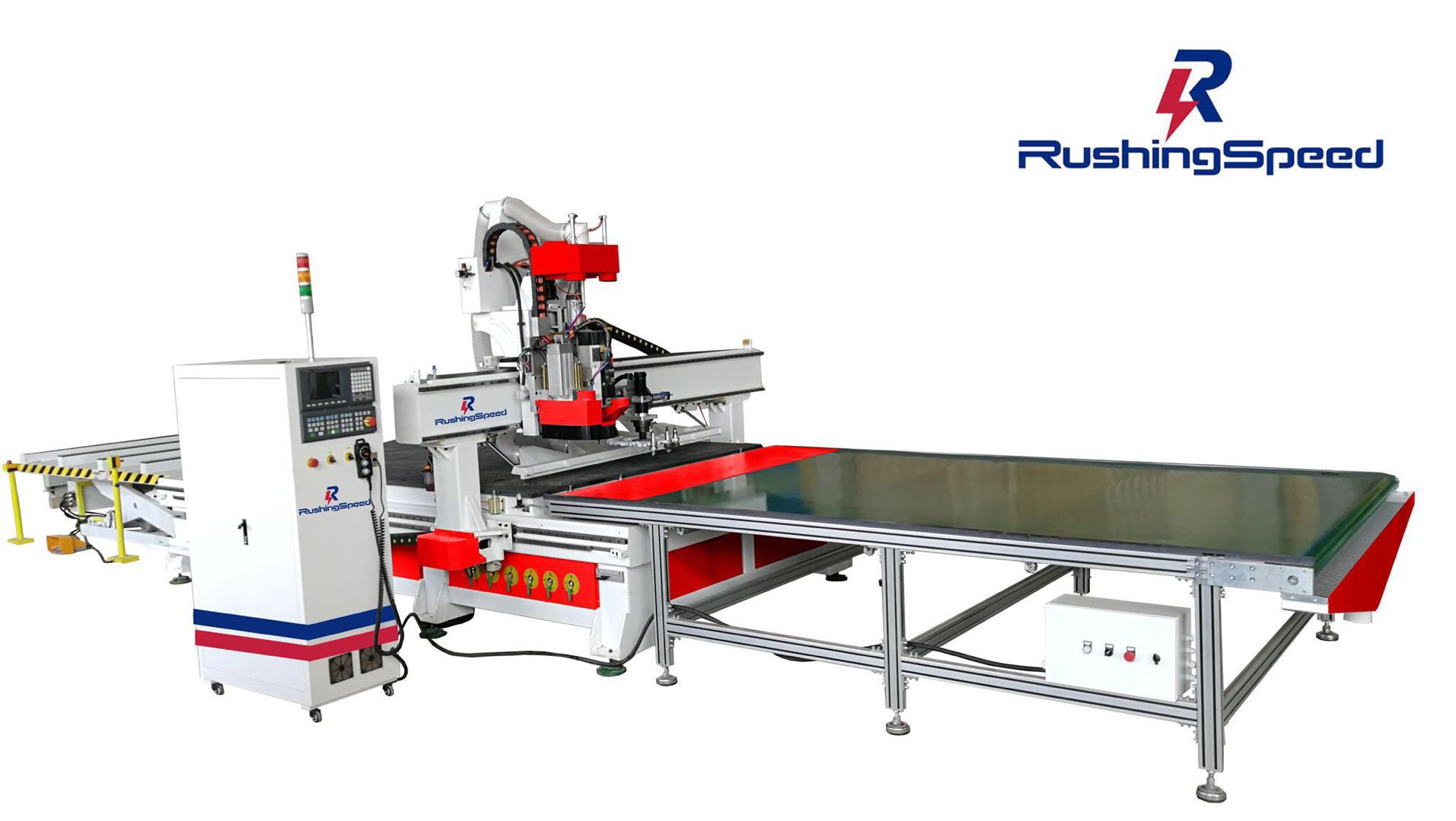 CNC Cutting Router Machine RSM-2500UP+