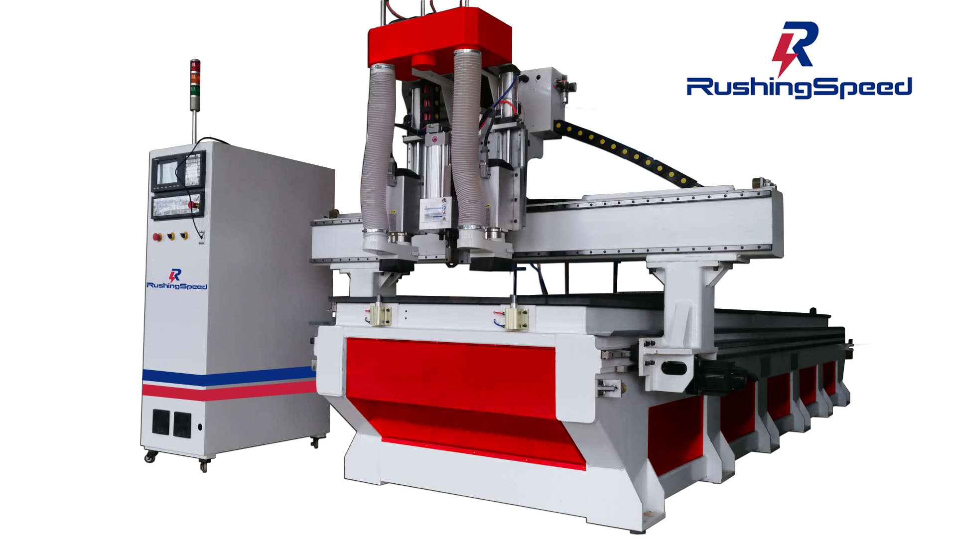 CNC Cutting Router Machine RSP-2500/D2B
