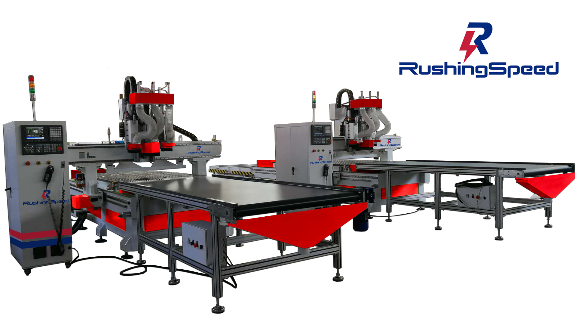 CNC Cutting Router Machine RSM-2500UP