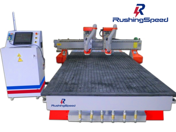 CNC WoodWorking Router Machine RSN-2500B/2