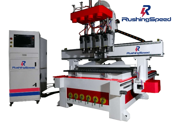 CNC WoodWorking Router Machine RSN-2500M4