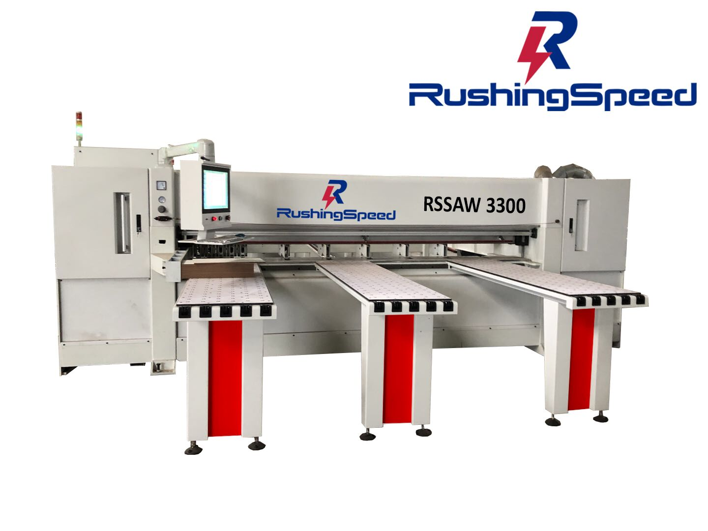 CNC Panel Sizing Center RSSAW Series-3300